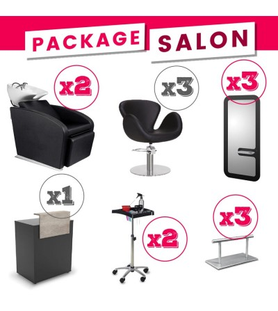 Complete Salon Package Deal