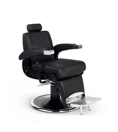 Barber chair Max Black