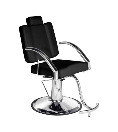 Barber chair Thiago Black