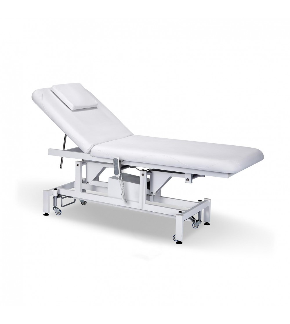 Electric massage table of highest quality for beauty salon and SPA.